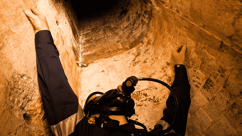 PUASAR025A - UNDERTAKE CONFINED SPACE RESCUE | CONFINED SPACE RESCUE