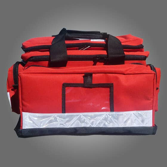 AeroKit Red Softpack First Aid
