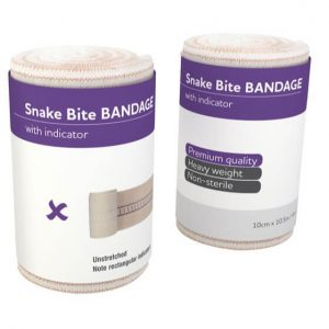 AERO PREMIUM SNAKE BITE BANDAGE WITH INDICATORS