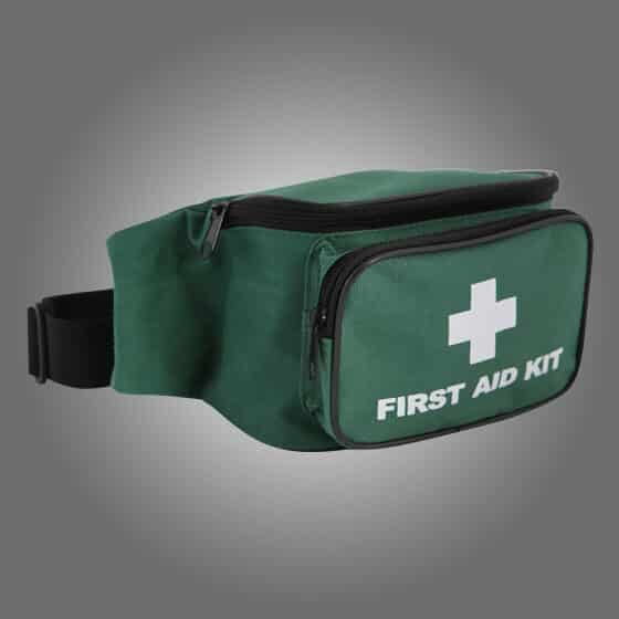 PERSONAL FIRST AID KIT BUMBAG