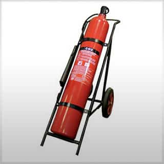 firebox CO2 MOBILE fire EXTINGUISHER