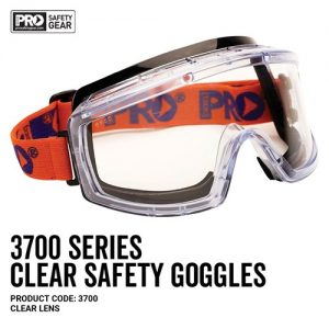 PROCHOICE foam bound safety GOGGLES