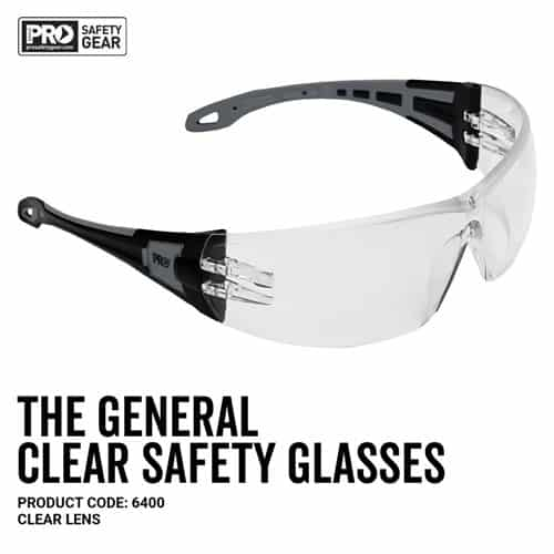 pROCHOICe GENERAL safety glasses clear
