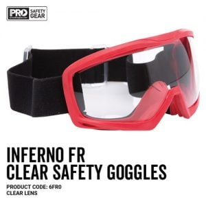 PROCHOICE INFERNO SAFETY GOGGLES