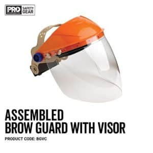 prochoice ASSEMBLED BROW GUARD WITH VISOR