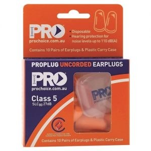 prochoice PRO-BULLET PU EARPLUGS UNCORDED