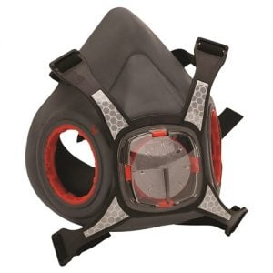 prochoice twin filter half mask respirator