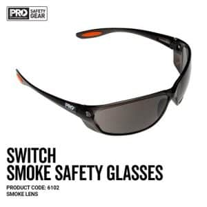 PROCHOICE SWITCH SMOKE SAFETY GLASSES