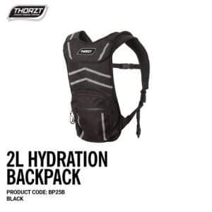 THORZT HYDRATION BACKPACK 2L