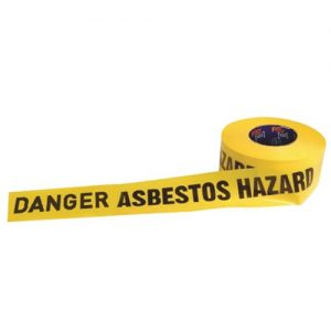 "prochoice barricade tape ""danger asbestos"""