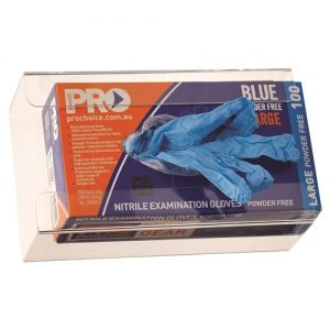 PROCHOICE DISPOSABLE GLOVE WALL BRACKET PLASTIC