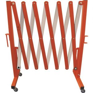 PROCHOICE EXPANDABLE BARRIER - RED/WHITE