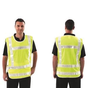 PROCHOICE TRAFFIC CONTROLLER VEST