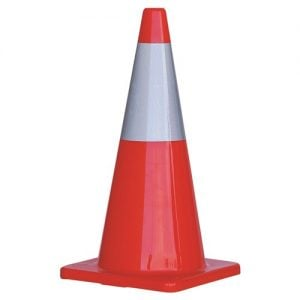 PROCHOICE TRAFFIC CONE / REFLECTIVE TAPE 700MM