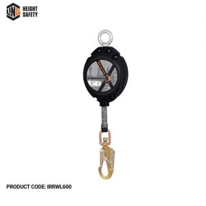 LINQ SELF RETRACTABLE WEBBING LANYARD