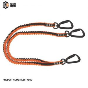 linq twin tail tool lanyard