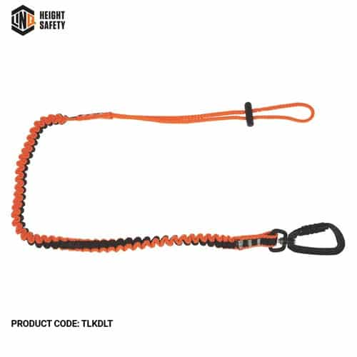 LINQ TOOL LANYARD WITH DOUBLE ACTION KARABINER