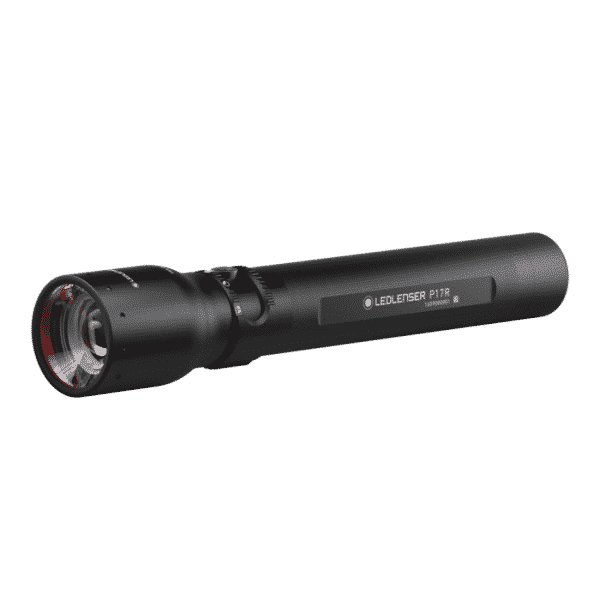 LED LENSER P17R TORCH GIFT BOX RECHARGEABLE