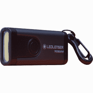 LED Lenser K4R Rechargable Keyring Lamp