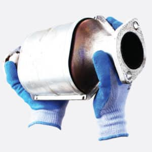 BLUEHEAT HEAT RESISTANT GLOVES