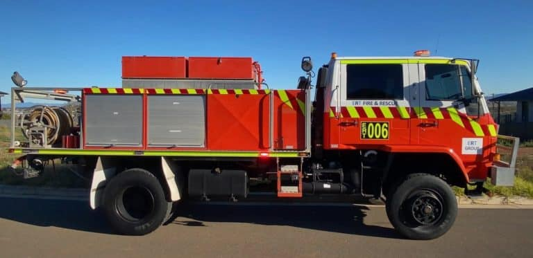 Cat 1 Heavy Rescue Tanker