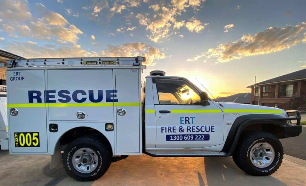 4WD Light Rescue Vehicle