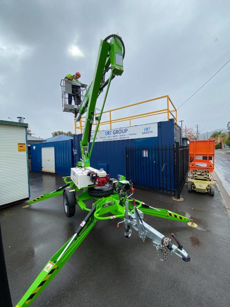 RIIHAN301E - Operate Elevating Work Platform under 11 metres