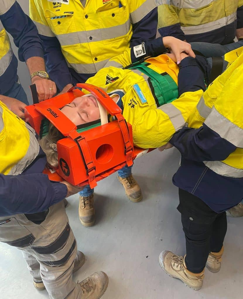 PUAEME004 - Provide Emergency Care for Suspected Spinal Injury