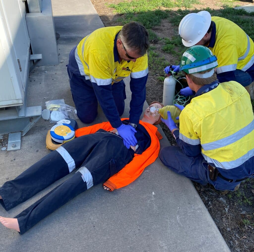 HLTAID015 – PROVIDE ADVANCED RESUSCITATION AND OXYGEN THERAPY