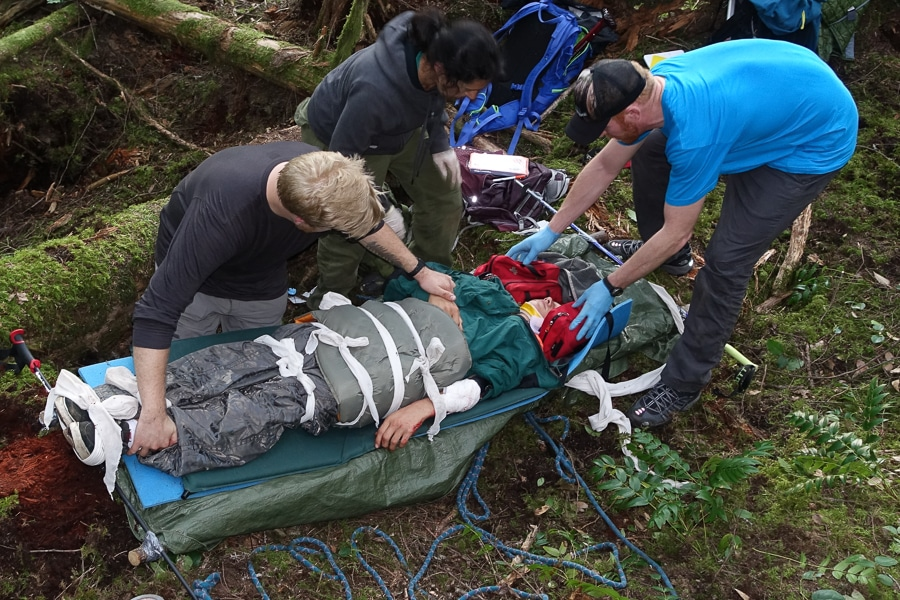 HLTAID013 – Provide First Aid in Remote or Isolated Site overnight